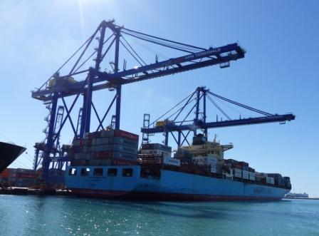 Grupo de Trabajo Tráfico de Contenedores. Seguimiento reapertura Canal de Suez 15/04