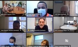 Video-reunión Sanidad Exterior – PCF